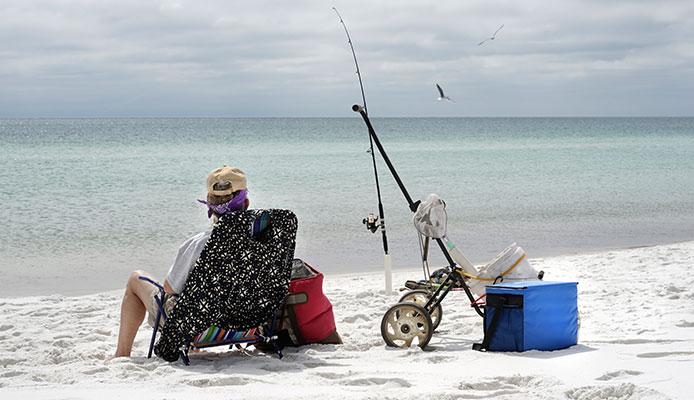 8 Mejores Cañas De Pesca Para Surf Casting En 2020