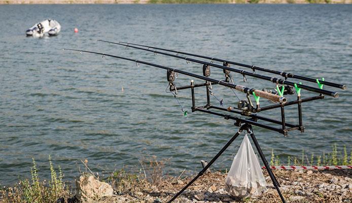 7 mejores portacañas de pesca en 2020