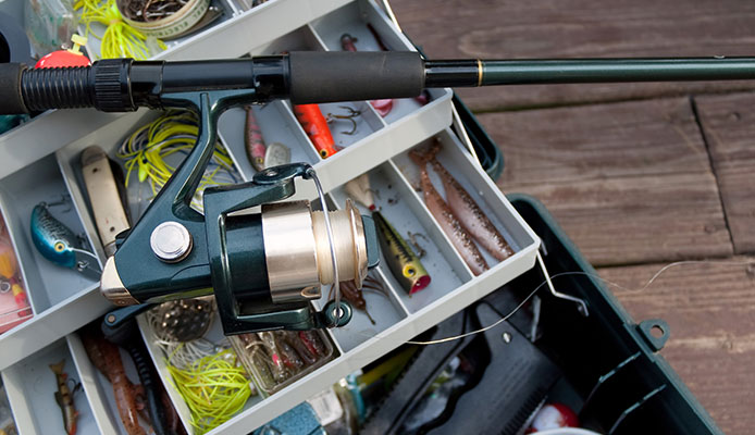 10 Mejores Cañas Con Carrete De Pesca En 2020