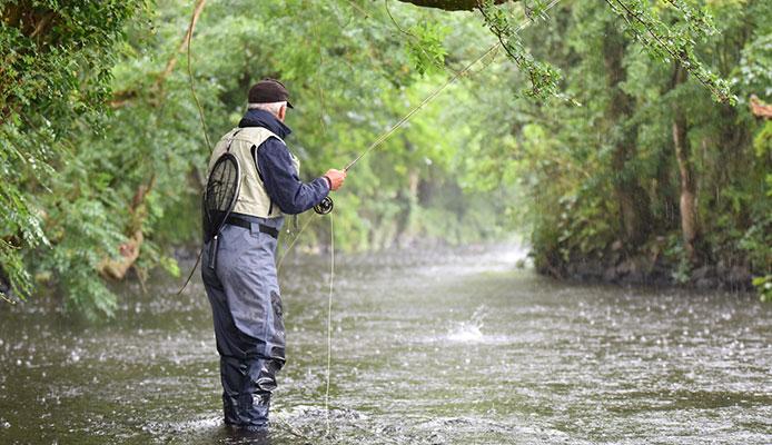 Mejor Equipo de Lluvia para Pescar en 2020