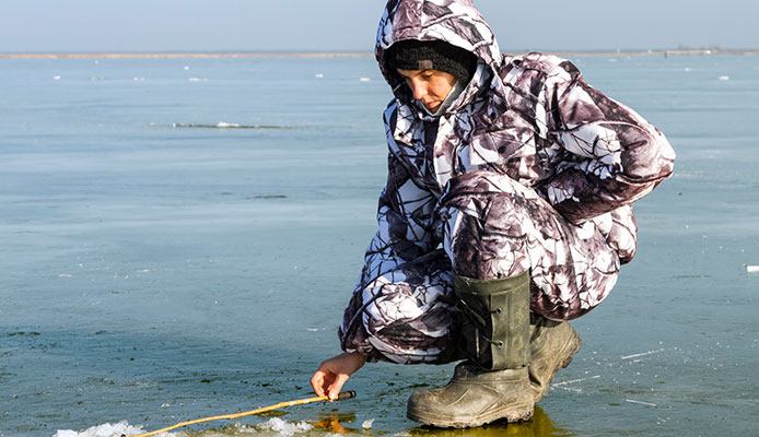 5 Mejores Luces De Pesca En Hielo En 2020